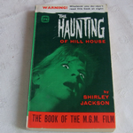 The Haunting of Hill House by Shirley Jackson 1963 Paperback @SOLD@